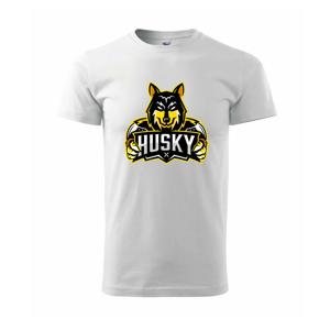Husky - maskot - Tričko Basic Extra veľké