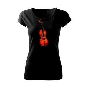 Husle na výšku - Pure dámske tričko