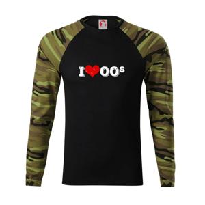 I love 00s - Camouflage LS