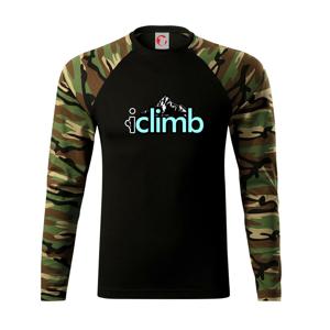 Iclimb - Camouflage LS