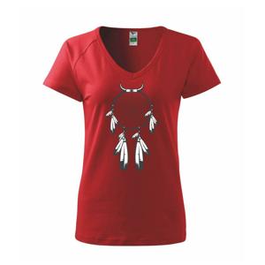 Indiánsky lapač snov - Tričko dámske Dream