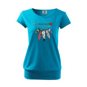 Indiánsky šíp - Voľné tričko city