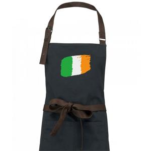 Írsko vlajka - Zástera Vintage