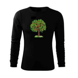 Jablko nepadá ďaleko od stromu - Tričko s dlhým rukávom FIT-T long sleeve