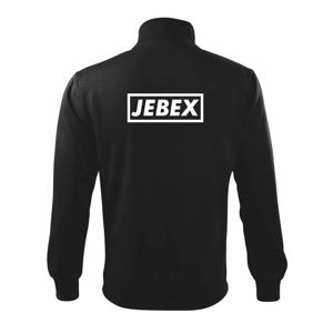 Jebex - Mikina bez kapucne Adventure