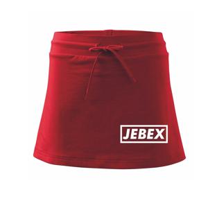 Jebex - Športová sukne - two in one