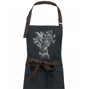 Jeleň ochranca prírody - Zástera Vintage