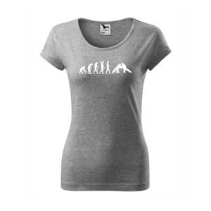 Judo evolúcia - Pure dámske tričko