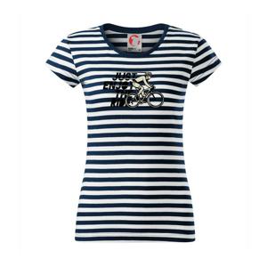 Just enjoy the ride - Sailor dámske tričko