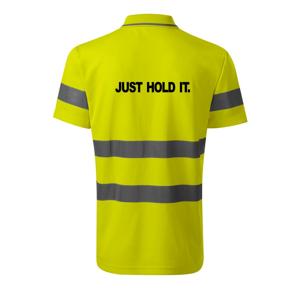 Just hold it - HV Runway 2V9 - Reflexné polokošeľa