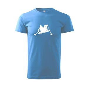Kanoe dvojka - Heavy new - tričko pánske