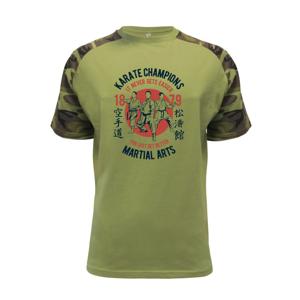 Karate Champions - Raglan Military