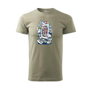 Karťák - Tričko Basic Extra veľké