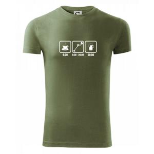 Káva detektor pivo - Viper FIT pánske tričko