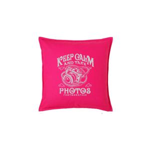 Keep Calm And Take Photos - Vankúš 50x50
