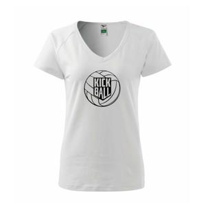 Kickball - lopta - Tričko dámske Dream