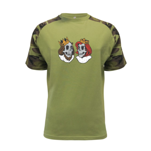 King and queen lebky - Raglan Military
