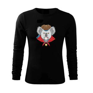Koala námorník - Tričko s dlhým rukávom FIT-T long sleeve
