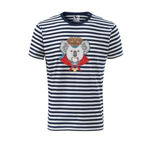 Koala námorník - Unisex tričko na vodu
