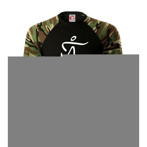 - Košile shirt long sleeve  - Camouflage LS