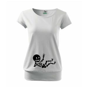 Kostra bábätko - Voľné tričko city