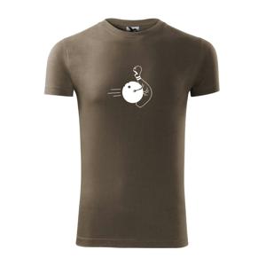 Koule vs kolka - Viper FIT pánske tričko