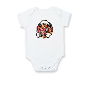 Krava na gril - Dojčenské body