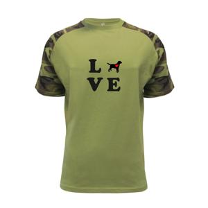 Labrador love - Raglan Military