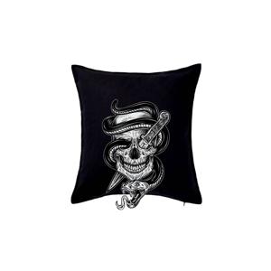 Lebka hadia - Vankúš 50x50
