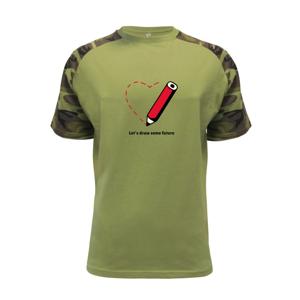 Let's draw some future - Raglan Military