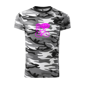 Lets go ride - Army CAMOUFLAGE