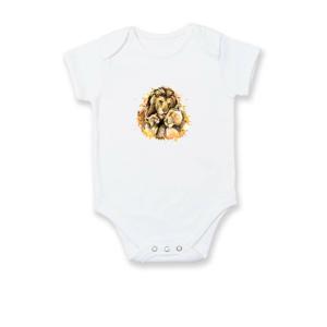 Leví rodina - Dojčenské body