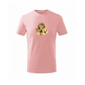 Leví rodina - Tričko detské basic