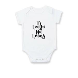 Leviosa not Levjosa - Dojčenské body