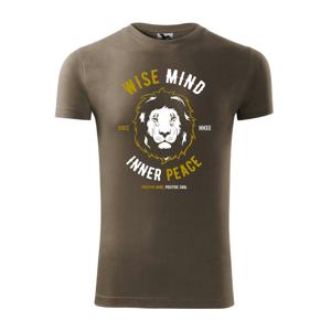 Lion wise - Viper FIT pánske tričko