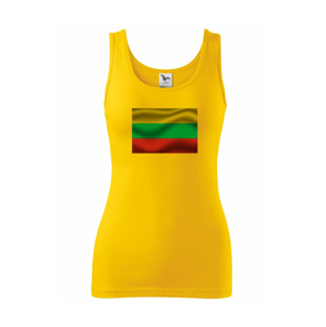Litva vlajka obdĺžnik - Tielko triumph