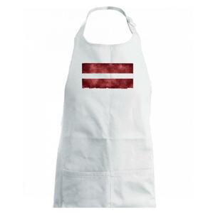 Lotyšsko vlajka stará - Zástěra na vaření