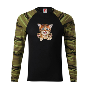 Mačka baf - Camouflage LS