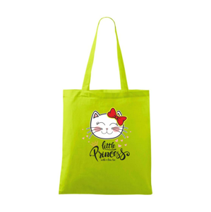 Mačka little princess - Taška malá