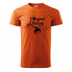Magnet fishing - Heavy new - tričko pánske