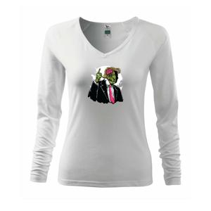 Make Zombie Great Again - Tričko dámske Elegance