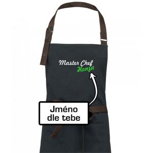 Master Chef - vlastné meno - Zástera Vintage
