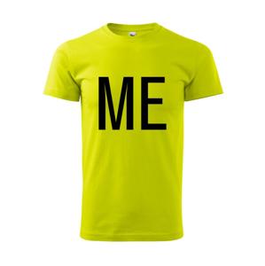 Me / mini me tlačiarenské - Heavy new - tričko pánske