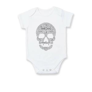 Médiá klamú (Hana-creative) - Dojčenské body