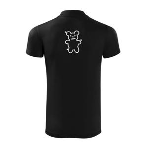 """Medveď voodoo - Polokošeľa Victory """"športové"""""""