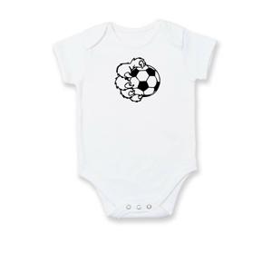 Medvedia laba futbal - Dojčenské body