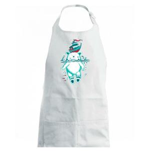 Medvidek Macík (Pecka design) - Detská zástera na varenie