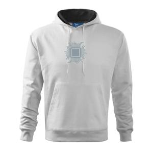 - Mikina s kapucí hooded sweater