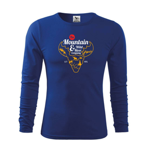 Moose - Tričko detské Long Sleeve