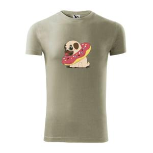 Mops a šiška - Viper FIT pánske tričko